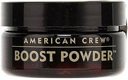 Parfumuri și produse cosmetice Pulbere anti-gravitație pentru volum și efect mat - American Crew Boost Powder