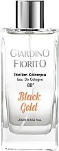 Parfumuri și produse cosmetice Giardino Fiorito Black Gold - Apă de colonie