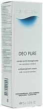 Parfumuri și produse cosmetice Deodorant-crema - Biotherm Deo Pure Antiperspirant Cream
