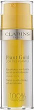 Parfumuri și produse cosmetice Emulsie cu ulei de orhidee albastră pentru față - Clarins Plant Gold Nutri-Revitalizing Oil-Emulsion