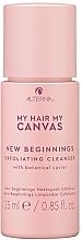 Parfumuri și produse cosmetice Scrub exfoliant pentru scalp - Alterna My Hair My Canvas New Beginnings Exfoliating Cleanser (mini)