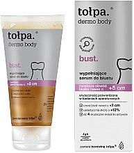 Parfumuri și produse cosmetice Ser pentru bust - Tolpa Dermo Body Bust +5cm Bust Serum