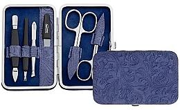 Parfumuri și produse cosmetice Set de manichiură - DuKaS Premium Line PL 126MKR