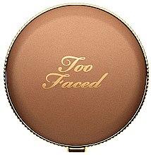 Parfumuri și produse cosmetice Bronzer - Too Faced Chocolate Soleil Matte Bronzer