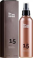 Parfumuri și produse cosmetice Spray cu protecție solară pentru corp - Le Tout Sun Protect Body Spray SPF 15