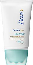 Parfumuri și produse cosmetice Gel pentru masaj roll-on - Dove Derma Spa Uplifted+ Massaging Body Roll-on Gel