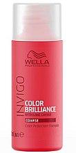 Parfumuri și produse cosmetice Șampon pentru părul vopsit - Wella Professionals Invigo Color Brillance Shampoo