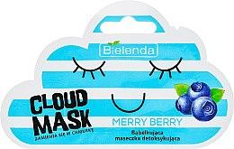 """Parfumuri și produse cosmetice Mască de față """"Fructe de pădure"""" - Bielenda Cloud Mask Merry Berry"""