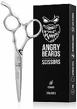Parfumuri și produse cosmetice Foarfece de păr - Angry Beards Scissors Edward