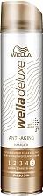 Parfumuri și produse cosmetice Lac de păr - Wella Deluxe Anti-Aging Ultra Strong