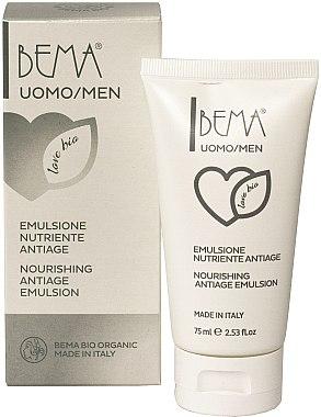 Emulsie de față pentru bărbați - Bema Nourishing Antiage Emulsion Men — Imagine N1