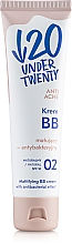 Parfumuri și produse cosmetice ВВ-крем - Under Twenty Anti Acne Matting Cream