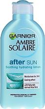 Parfumuri și produse cosmetice Lapte de corp hidratant după plajă - Garnier Ambre Solaire