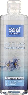 Apă micelară pentru toate tipurile de piele - Seal Cosmetics Micellar Cleansing Water — Imagine N1
