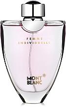 Parfumuri și produse cosmetice Montblanc Femme Individuelle - Apă de toaletă