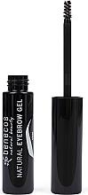 Parfumuri și produse cosmetice Gel pentru sprâncene - Benecos Natural Eyebrow Gel
