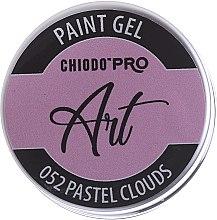 Parfumuri și produse cosmetice Gel unghii - Chiodo Pro Art Paint Gel