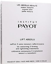 Parfumuri și produse cosmetice Set - Payot Pro Absolute Lift (f/mask/5pcs + neck/mask/5pcs)