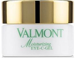 Parfumuri și produse cosmetice Gel hidratant pentru zona ochilor - Valmont Moisturizing Eye-C Gel