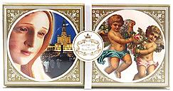 Parfumuri și produse cosmetice Set - Essencias De Portugal Religious Collection (soap2x50g)