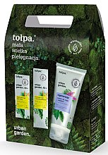 Parfumuri și produse cosmetice Set - Tolpa Urban Garden (f/cr/40ml + eye/cr/10ml + b/lot/50ml)