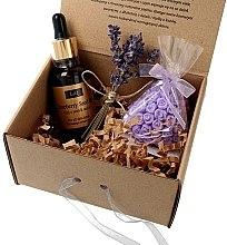 Parfumuri și produse cosmetice Set - LaQ Raspberry (oil/30ml + soap/45g)