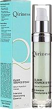 Parfumuri și produse cosmetice Esență intens hidratantă pentru față - Qiriness Elixir Source D`Eau