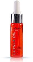 Parfumuri și produse cosmetice Масло для кутикулы «Crimson Strawberry» - Lila Rossa Cuticle Oil
