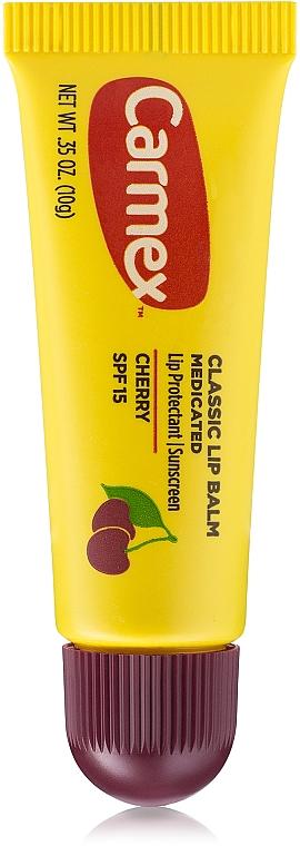 """Balsam de buze în tubul """"Vișină"""" - Carmex Cherry Lip Balm"""