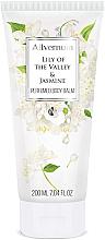 Parfumuri și produse cosmetice Balsam parfumat pentru corp - Allverne Lily of the Valley & Jasmine