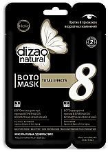 """Parfumuri și produse cosmetice Boto-mască """"Total Effects 8"""" - Dizao"""