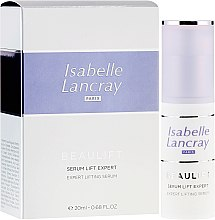Parfumuri și produse cosmetice Ser facial lifting-expert - Isabelle Lancray Beaulift Serum Lift Expert