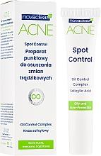Parfumuri și produse cosmetice Remediu pentru acnee - Novaclear Acne Spot Control