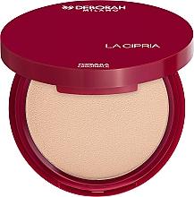 Parfumuri și produse cosmetice Pudră compactă - Deborah La Cipria