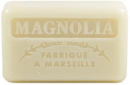 """Parfumuri și produse cosmetice Săpun de Marsilia """"Magnolie"""" - Foufour Savonnette Marseillaise"""