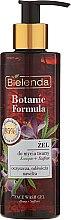 Parfumuri și produse cosmetice Gel pentru față - Bielenda Botanic Formula Hemp Oil + Saffron Moisturizing Face Wash Gel