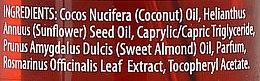 Масло для волос и тела - Loton Coconut & Sweet Almond Oil — фото N3