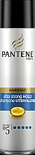 Parfumuri și produse cosmetice Lac de păr cu fixare foarte puternică - Pantene Pro-V Ultra Strong Hold Hair Spray