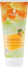 "Parfumuri și produse cosmetice Gel de duș ""Mango"" - Bioturm Mango Shower Gel No.75"