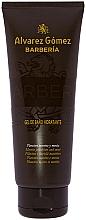 Parfumuri și produse cosmetice Alvarez Gomez Agua De Colonia Concentrada Barberia - Gel de duș