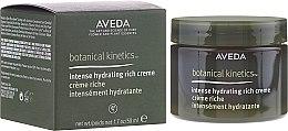 Parfumuri și produse cosmetice Cremă intens hidratantă pentru ten uscat - Aveda Botanical Kinetics Intense Hydrating Rich Cream