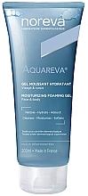 Parfumuri și produse cosmetice Gel spumant hidratant - Noreva Aquareva Gel Moussant Hydratant