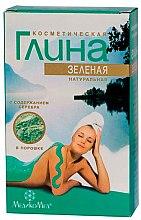 Parfumuri și produse cosmetice Argilă verde pentru corp - MedikoMed