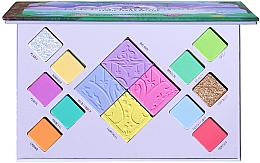 Parfumuri și produse cosmetice Paletă fard de ochi - Moira Like A Princess Palette