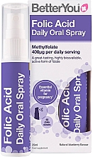 Parfumuri și produse cosmetice Spray pentru cavitatea bucală - BetterYou Folic Acid Daily Oral Spray