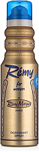 Parfumuri și produse cosmetice Remy Marquis Remy - Deodorant