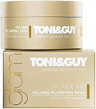 Parfumuri și produse cosmetice Pastă pentru volum și fixarea părului - Toni & Guy Glamour Volume Plumping Whip