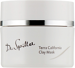 Parfumuri și produse cosmetice Mască din argilă - Dr. Spiller Terra California Clay Mask