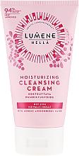 Parfumuri și produse cosmetice Cremă de față - Lumene Moisturizing Cleansing Cream