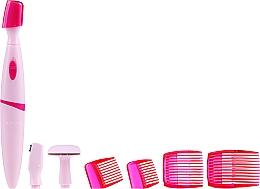 Parfumuri și produse cosmetice Trimmer pentru femei, roz - Avon